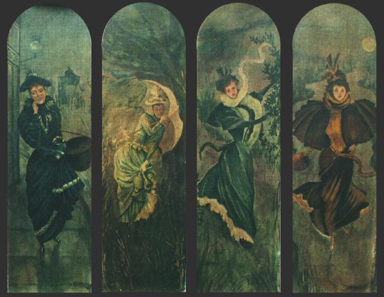 Fabuleux Annie Vène, Artiste Peintre - fresques, peinture murales, trompe l  WB92